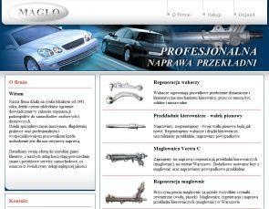 Maglo www.naprawaprzekladni.pl Regeneracja przekładni kierowniczych