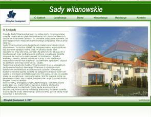 Luksusowe domy jednorodzinne Wilanów