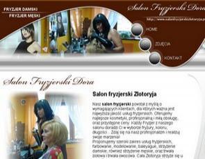 Salon fryzjerski Złotoryja